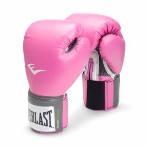 Everlast Pro Style Training Gloves PINK !